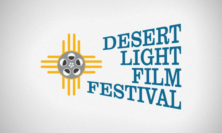 Desert Light Film Festival Logo