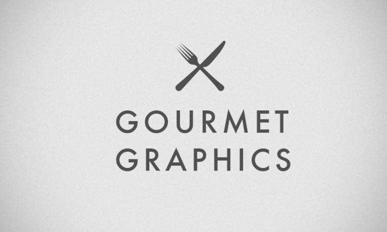 Gourmet Graphics Logo/Infographic