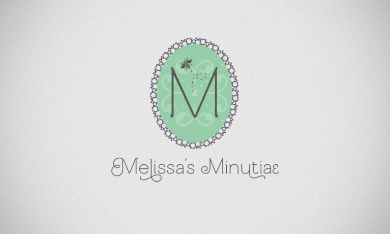 Melissa's Minutiae Packaging