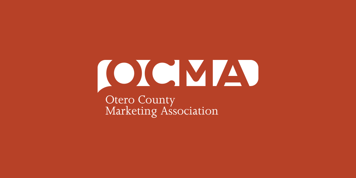 Otero County Marketing Association Branding