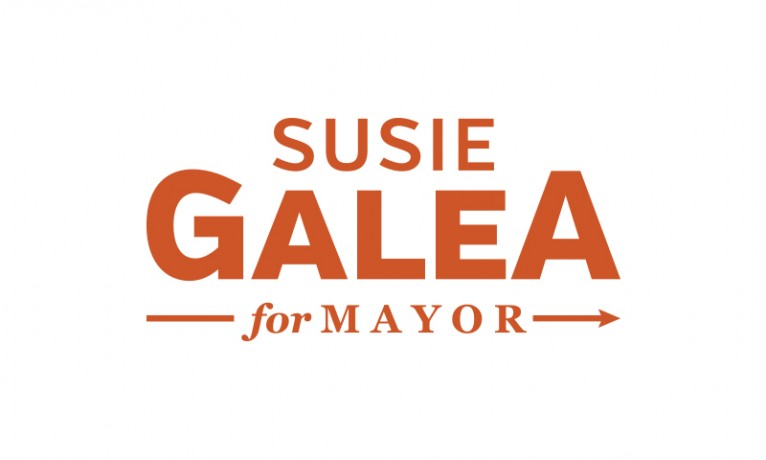 Susie Galea for Mayor – Branding & Identity
